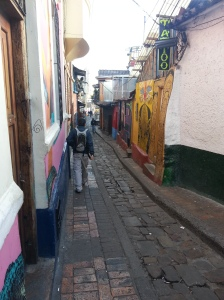 Oldest Streets in Bogota
